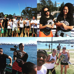#suicideprevention #samoa #lifeline #fundraise #sydney #harbour