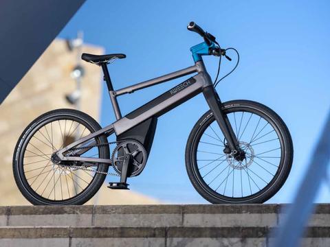 iWEECH | vélo connecté | concept design