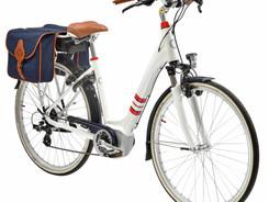 INES DE LA FRESSANGE | vélo de ville | design graphique