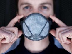 WAIR | masque anti-pollution | design de produit