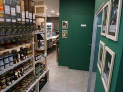 LE LOCAL | épicerie en vrac | design d'espace