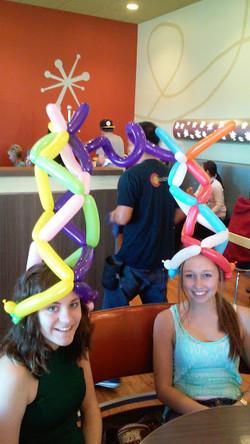 Crazy Hat  Balloon Animal Denver