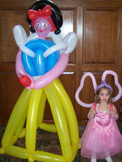 Snow White Disney Princess balloon Denver Delivery Decor (2)