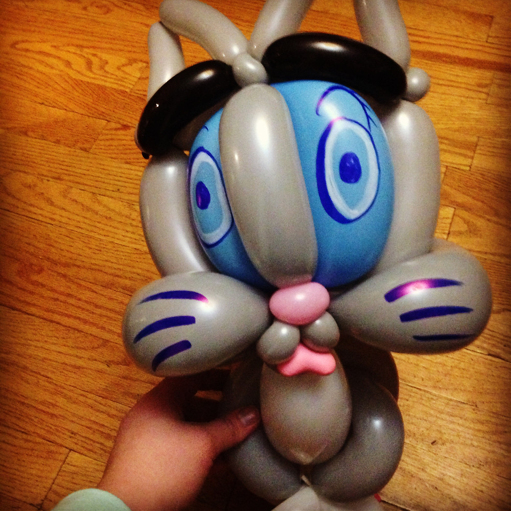 Kitty Cat Balloon Animal Denver
