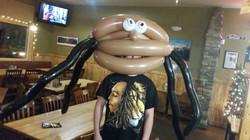 Bob Marley  Balloon Animal Denver