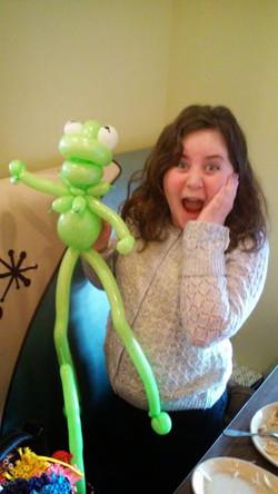 Kermit The Frog Balloon Animal Denve