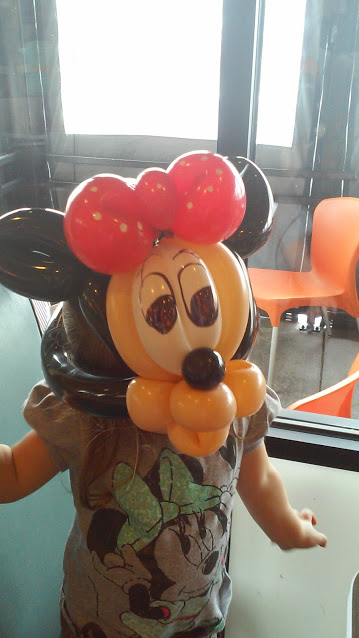 Minnie Mouse  Balloon Animal Denver