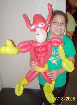 Flash Superhero balloon Denver Delivery Decor
