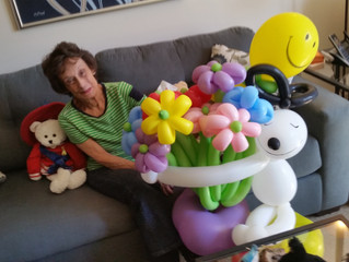 Mothers day Snoopy balloon Delivery Denver