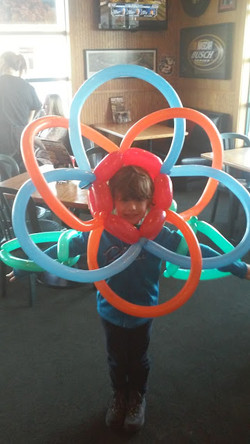 Flower  Balloon Animal Denver