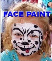 Face Paint Painter Painting Denver