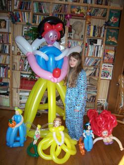 Snow White Disney Princess balloon Denver Delivery Decor