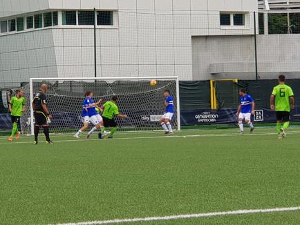 Prima squadra: test probante con la Sampdoria Primavera, a Bogliasco finisce 1-1.