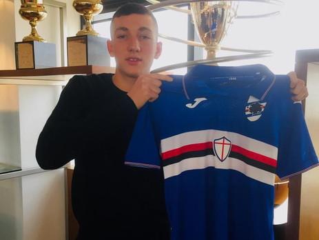 Calciomercato: la Lavagnese cede una giovane promessa alla Sampdoria.