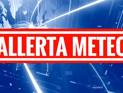 Allerta Meteo: sospesa l'Attività di base di sabato e domenica.