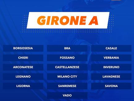Gironi Juniores Nazionali: Lavagnese nel girone A con lombarde e piemontesi.