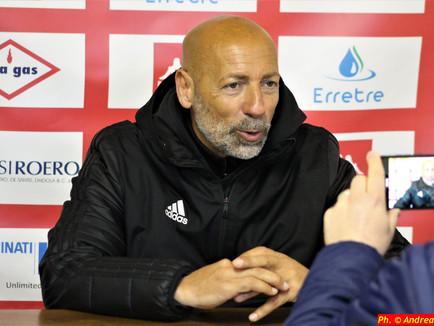 Comunicato Ufficiale: Cristiano Masitto non è più l'allenatore della Lavagnese.