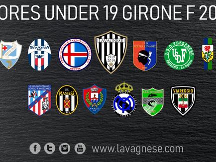 Juniores Under 19 : i ragazzi di Tornar inseriti nel girone F tosco-ligure!