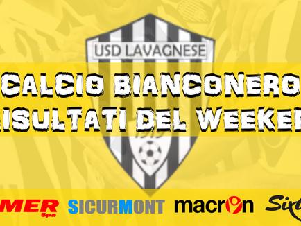 Calcio Bianconero: i risultati del weekend.