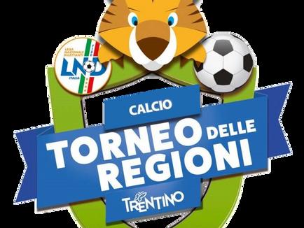Torneo delle Regioni: saranno 9 i porta colori bianconeri!