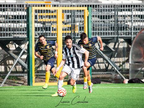 Serie D: colpiti a freddo i ragazzi di Ranieri non riescono a trovare il pareggio.
