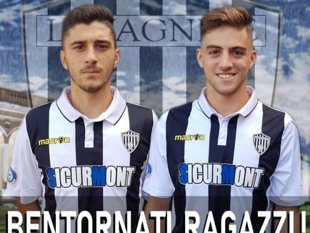 Serie D : doppio gradito ritorno in maglia bianconera!