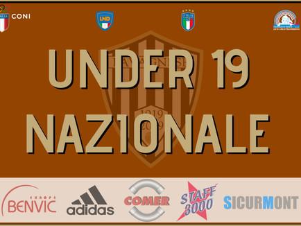 Juniores Under 19: che delusione...con il Ligorna giornata nera.