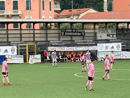 Juniores Under 19: i bianconeri non riescono a brillare e cedono al Savona.