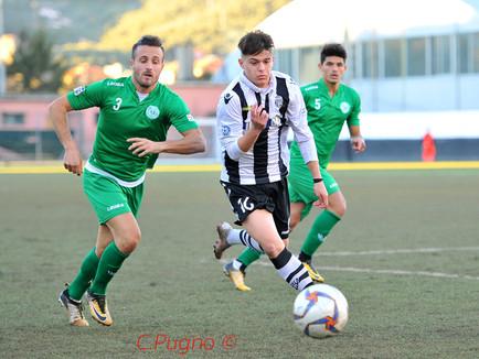 Serie D: terribile uno-due, Diallo e Baudi stendono la Lavagnese.
