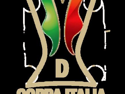 Coppa Italia: i risultati dei sedicesimi.