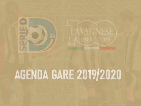 Agenda gare: appuntamenti e designazioni del weekend 22/23 Febbraio 2020.
