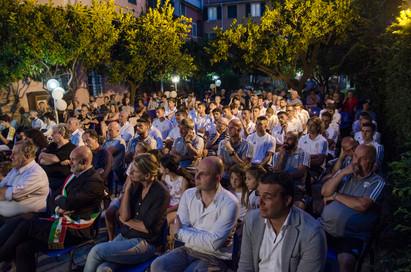 Ieri sera presso la Torre del Borgo presentazione da Centenario!