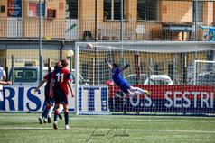 Serie D: così non va, la Lavagnese perde lucidità e derby.