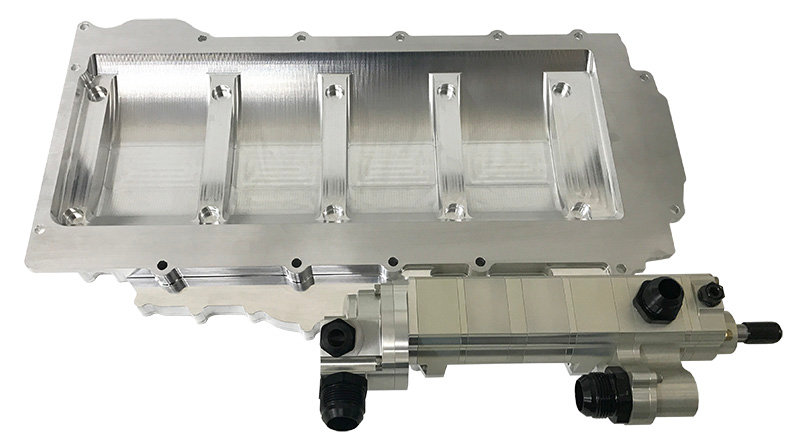 LS Race F-Body, 5-Stage with Air/Oil Separator, Right Side