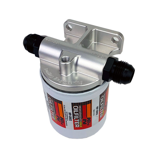 Dailey Engineering - Large Remote Oil Filter Mount