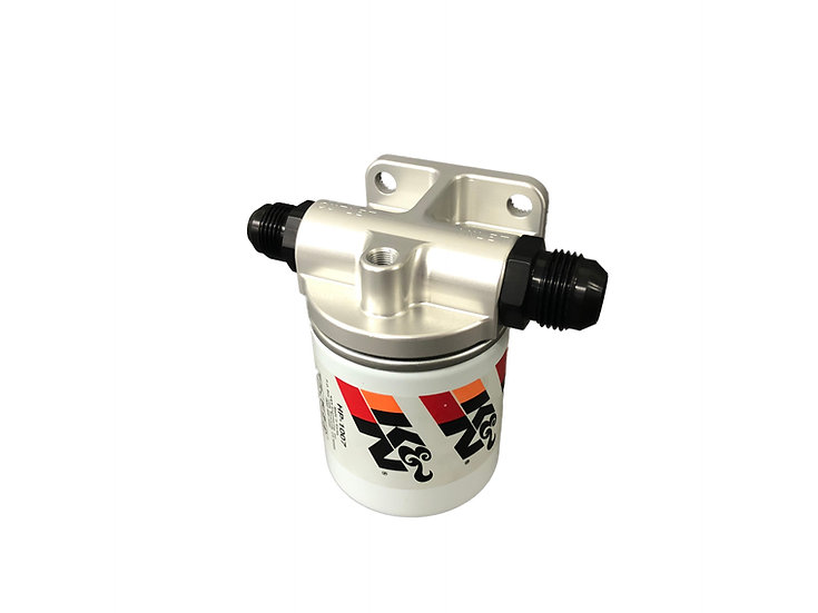 Dailey Engineering - LS Remote Oil Filter Mount