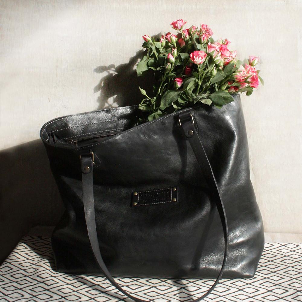 сумка-шоппер-из-натуральной-кожи