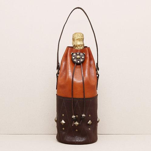 Подарочный чехол на бутылку 4