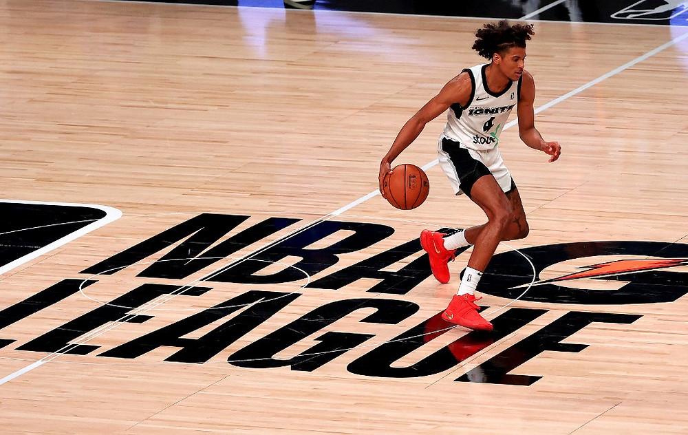 NBA G-League Ignite NBA Draft College Hoops