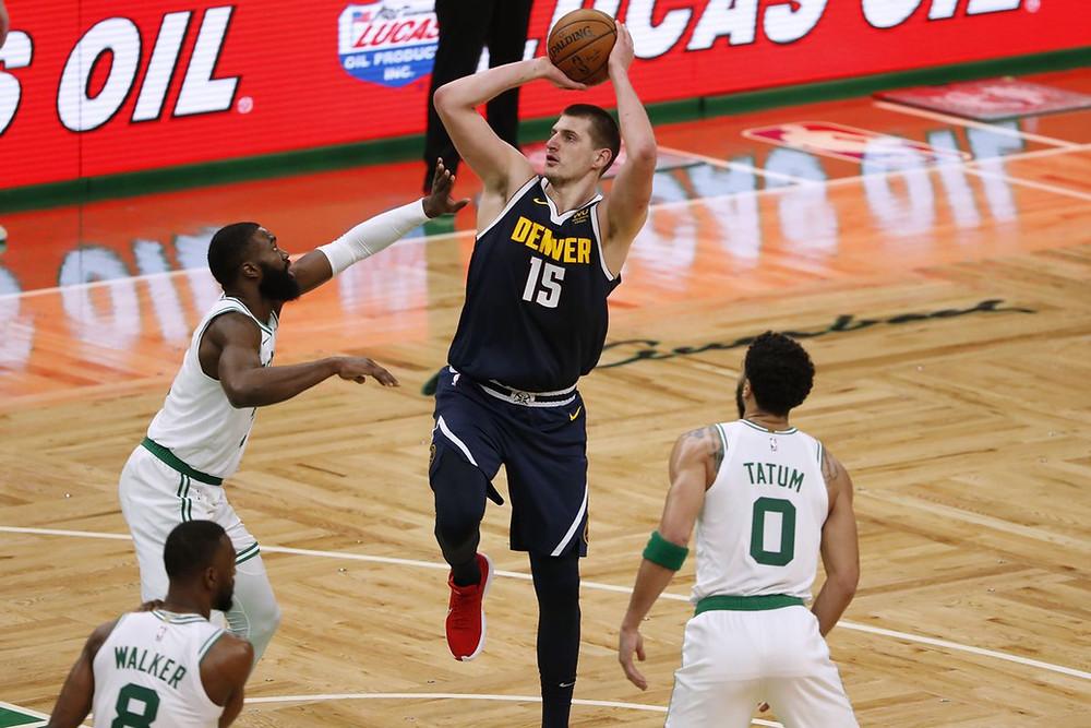 Nikola Jokic, The Joker, NBA, MVP, Superstar, Denver Nuggets, NBA Draft, Draft