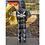 Thumbnail: Micro Fleece Hooded Pajama One-Piece for Kids