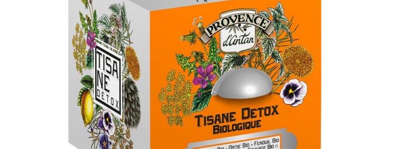 Tisane Détox Bio - 24 sachets