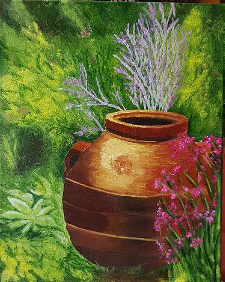 Pot de fleur Arte'MS