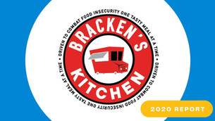Bracken's Kitchen 2020 Report