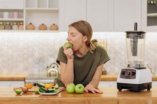 alimentação saudável frutas