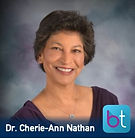 BackTable Podcast Guest Dr. Cherie-Ann Nathan
