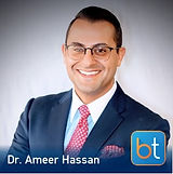 Dr. Ameer Hassan on the BackTable Podcast