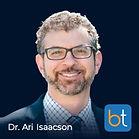 BackTable Podcast Guest Dr. Ari Isaacson