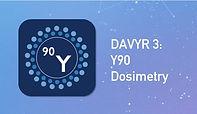 DAVYR 3 Y90 Dosimetry on BackTable
