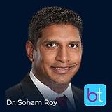 Dr. Soham Roy on the BackTable ENT Podcast
